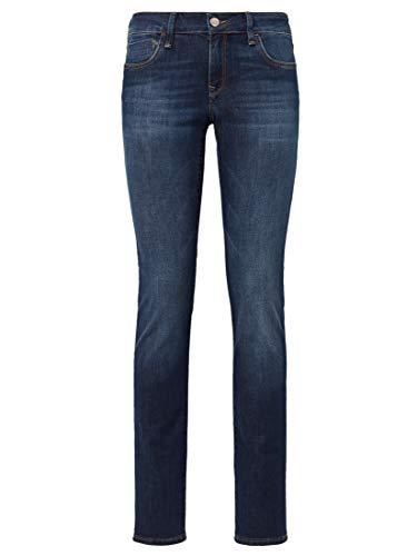 Mavi Damen LINDY Skinny Jeans, Blau (dark indigo str 21157), W26/L30
