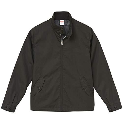 [エムエイチエー] M.H.A.style T/C スウィングトップ(裏地付) メンズ ジャケット 長袖 アウター A.ブラック サイズ XL