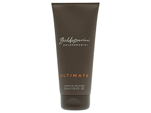 Baldessarini Ultimate Homme/Men, Duschgel, 1er Pack (1 x 200 ml)
