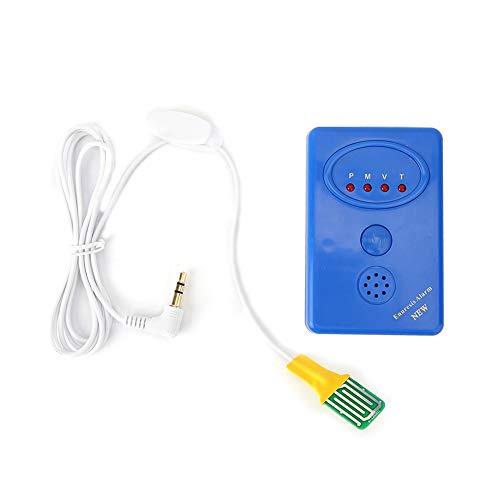 Alarma de Enuresis, 3 en 1 Multimodo Sensor de Alarma de Enuresis para Bebes y Ninos y Viejo Hombre y Paciente, Prevenir Enuresis, con Seguridad de Alta Sensibilidad
