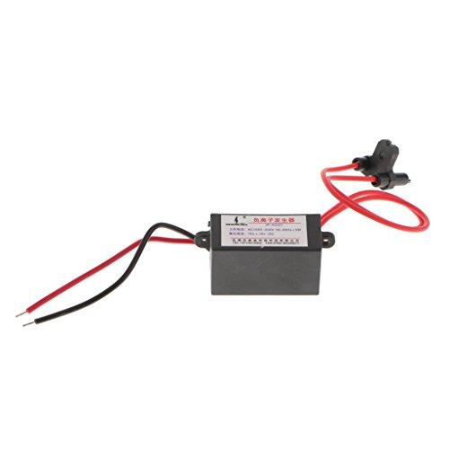 MagiDeal 1w Luftionisator Ionisator Luftgetragene Negative Ionen Anionengenerator 220V, 43 x 25 x 20mm