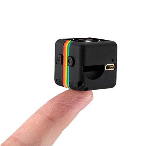 Tamlltide Mini Camera SQ11 HD 1080P Camcorder Sports Mini DV...