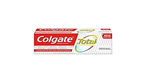 Colgate Total Zahncreme, 6er Pack (6 x 75 ml)