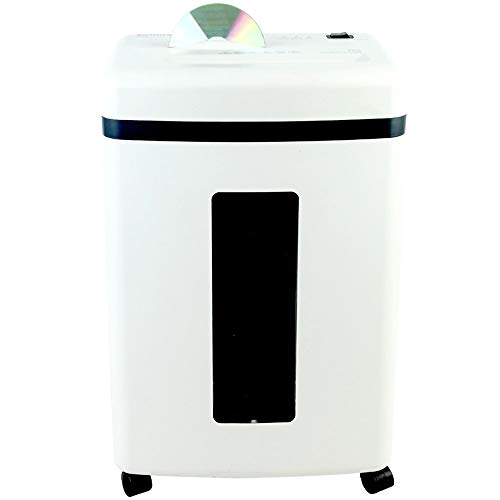 Fantastic Prices! Dygzh Shredder Electric Shredders Anti-Business Small Paper Shredder at The Multi-...