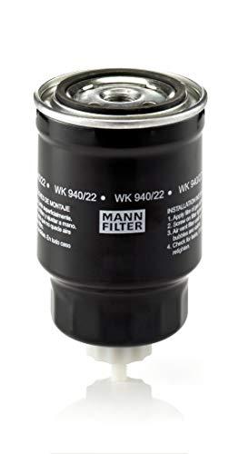 Mann Filter WK 940/22 Filtro para Combustible