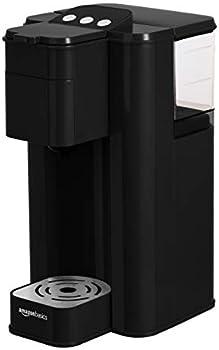 Amazon Basics Single Serve Capsule Coffee Maker (Black)