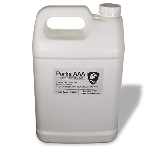 Park's AAA Quench Oil - 1 Gallon Jug