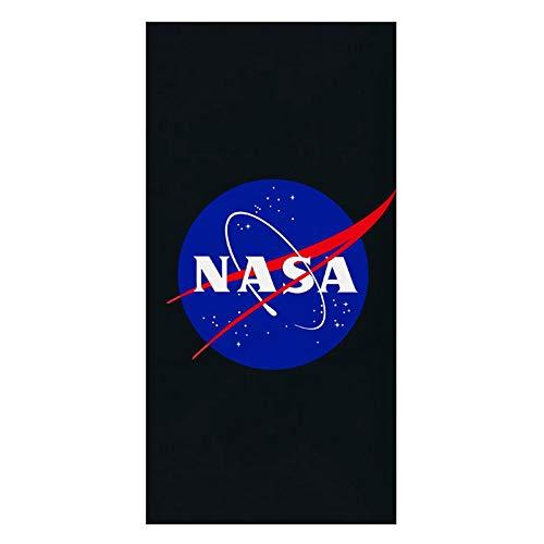 NASA Handtuch, Baumwolle, Mehrfarbig, 70 x 140 cm
