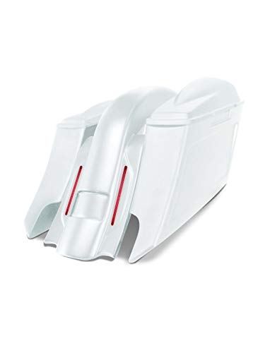 Purchase Harley Davidson 6 down and 9 out angle saddlebags and Replacement LED fender for 98-08 to...