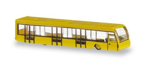 Herpa 562591 Scenix - Airport Bus Set of 4 (1:400)