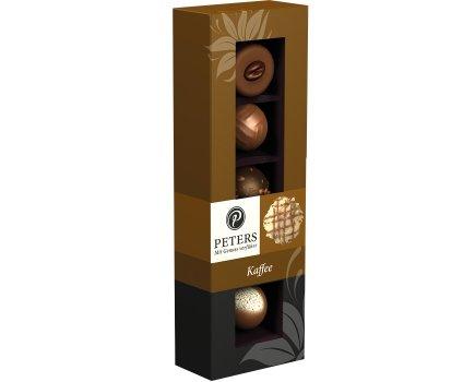 PETERS Pralinen Kaffee mit Alkohol, 62 Gramm