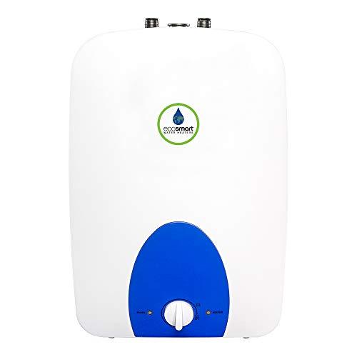 Ecosmart ECOMINI6 Electric Mini Tank Water Heater, ECO 6, White, 6 Gal