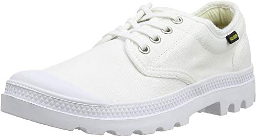 Palladium Pampa Ox ORIG U, Baskets Mixte Adulte, Blanc...