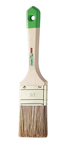 Mako 354460 - Pennello piatto professionale, 60 x 15 mm