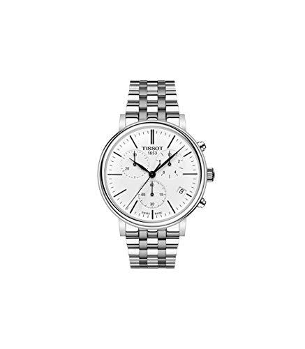 Tissot Carson T122.417.11.011.00 - Reloj de pulsera para hombre
