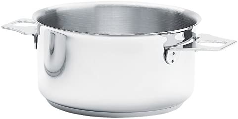 DE BUYER -3491.14 -casserole-faitout twisty ø 14cm