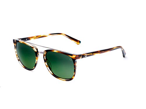 Etnia Barcellona occhiale da sole uomo mod. BONANOVA 55, Marrone Tartaruga
