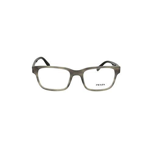 Preisvergleich Produktbild Prada Luxury Fashion Herren 06UVVISTAVYR1O1 Grau Brille / Frühling Sommer 20