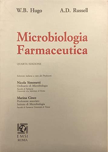 Microbiologia farmaceutica [QUARTA EDIZIONE]