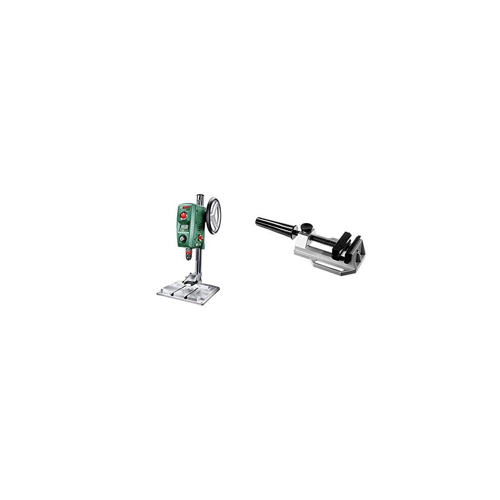 Perceuse à Colonne Bosch – PBD 40 (710W, livrée avec butée parallèle, pince à serrage rapide, emballage carton) & Bosch…