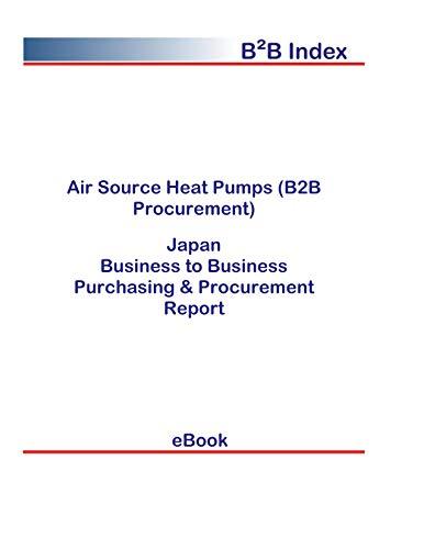 Air Source Heat Pumps (B2B Procurement) in Japan: B2B Purchasing + Procurement Values