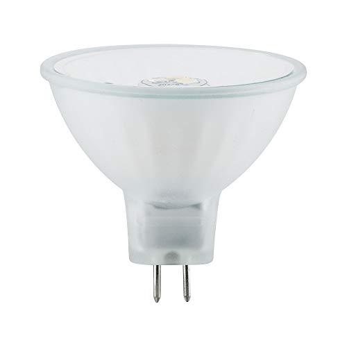 Paulmann 283.30 LED Reflektor Maxiflood 3W GU5,3 12V Niedervolt Softopal Warmweiß 28330 Leuchtmittel Lampe