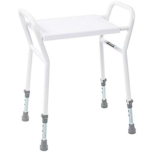 NRS Healthcare Shower Stool with Handles