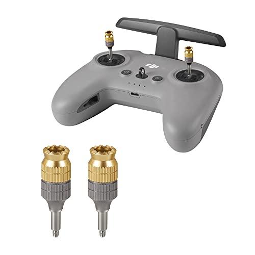Anbee - Joystick antiscivolo del telecomando – Controller di lunghezza regolabile per DJI FPV Drone