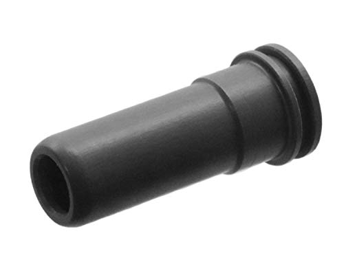 EPeS Airsoft Alu Nozzle mit Doppel O-Ring, aus Raumfahrtaluminium -21,3mm- [E050-213]