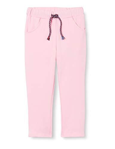 TOM TAILOR Baby-Mädchen Jogginghose Hose, Prism pink|Rose, 86