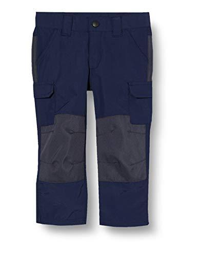 Lego Wear Baby - Jungen LWPATRIK Outdoor Hose Regenhose, per Pack Blau (Dark Navy 590), 92 (Herstellergröße: 92)
