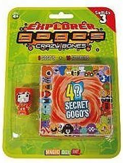 Magic Box Int - GoGo's Crazy Bones S3 Explorer. 1 Blister contains 5 gogos by JDNA