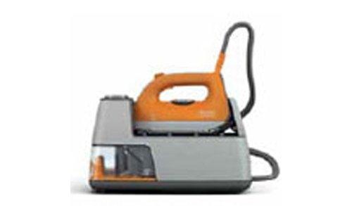 Hotpoint SG C10AA0 ferro da stiro a caldaia 2200 W 1,2 L SteamGlide Arancione