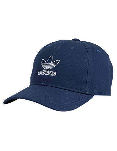 adidas Originals Originals Relaxed Outline Dark Blue/White One Size