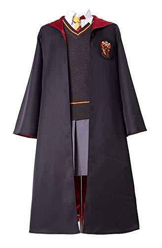 RedJade Hermione Granger Harry Gryffindor Uniform Cosplay Kostüm Damen XS