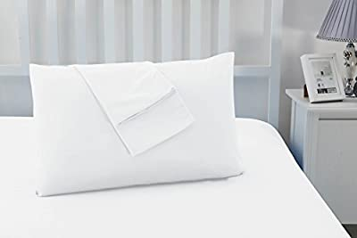 Sonia Moer Microfibre Pillowcase Set | Luxurious No-Iron Pillow Cases are Breathable by Sonia Moer
