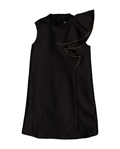 GULLIVER Vestido para Niña Casual sin Mangas Algodón de 9-14 Años