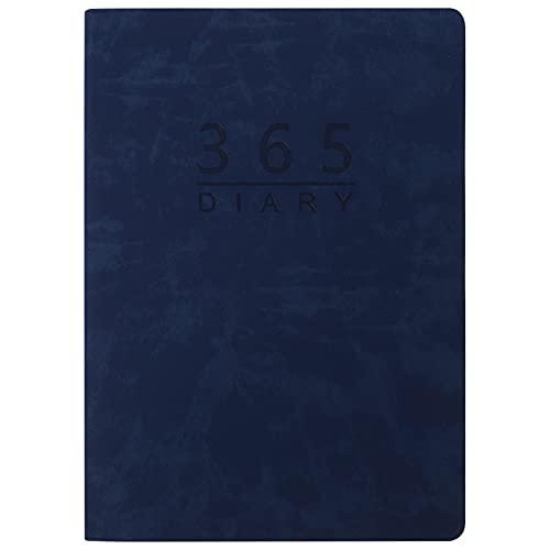 TOYANDONA A5 2022 Caderno Calendário Agenda Livro Observando Para Casa Livro Notebook Cronograma de Planejamento Diário Livro Plano de Negócios Aplainamento Livro para Casa Secretaria da