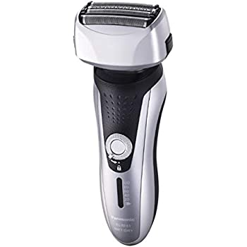 Panasonic ES-RF31-S511 Wet and Dry Electric 4-Blade Shaver for Men, UK 2 Pin Plug