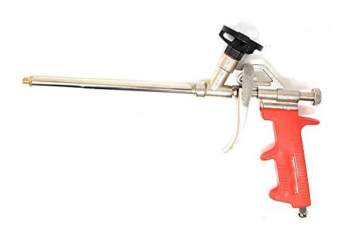 Espuma pistolas, diseño Espuma Pu Expanding Foam Pistola de calafateo, espuma de poliuretano Foam metal