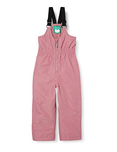 Fred's World by Green Cotton Girls Outerwear Snow Pants, Shadow, 128