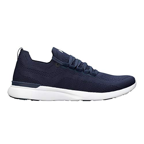APL: Athletic Propulsion Labs Women's Techloom Breeze Sneakers (10, Midnight/White)