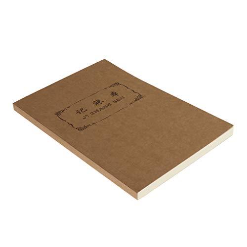Kassenbuch - 200 Seiten, DIN A5, Einnahmen Ausgaben Buch Kassen Buchführung Buchhaltung