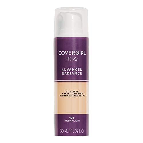 COVERGIRL - Advanced Radiance Liquid Makeup Medium Light - 1 fl. oz. (30 ml)