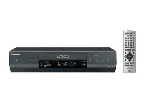 Panasonic NV-HV 61 EG-K - Videoregistratore VHS, colore: nero