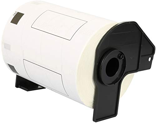 Prestige Cartridge DK11240 verzendlabels compatibel met Brother P-Touch QL-1050/QL-1060N, 102 mm x 51 mm, 1 rol, wit