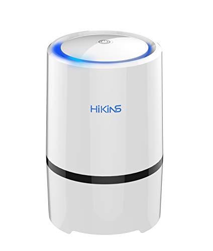HiKiNS purificador Aire portátil Filtro HEPA Verdadero