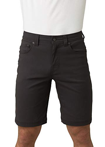 prAna - Men's Brion Lightweight, Water-Repellent, Moisture-Wicking Shorts for Climbing and Everyday Wear, 9