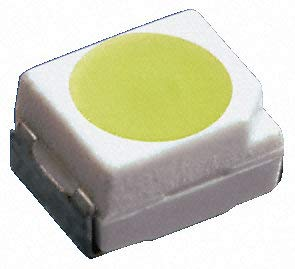 50 weiße SMD LEDs PLCC2 PLCC 2 LED 2528, 560mcd RoHS Leuchtdiode LW T6SC