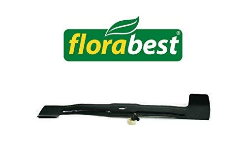 Grizzly Messer FLORABEST FRM 1800 B2 IAN 106319 LIDL - Ersatzmesser Set 44cm inkl. Schraube für LIDL FLORABEST FRM 1800 B2 IAN 106319